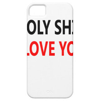 Holy Shit I Love You(1) iPhone 5 Covers