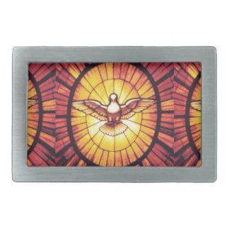 HOLY SPIRIT BELT BUCKLE