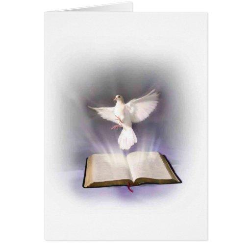 Holy Spirit Greeting Cards