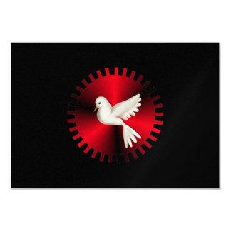 Holy Spirit Dove Card