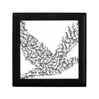 Holy Spirit dove Gift Box