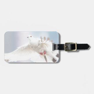 Holy Spirit dove Luggage Tag