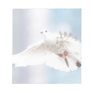 Holy Spirit dove Notepad