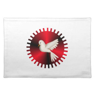 Holy Spirit Dove Placemat