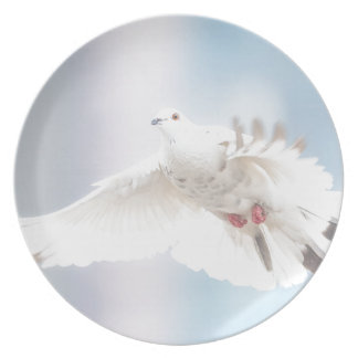 Holy Spirit dove Plate