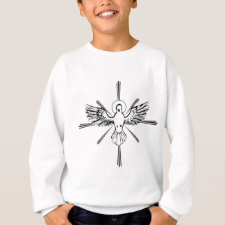 Holy Spirit dove Sweatshirt