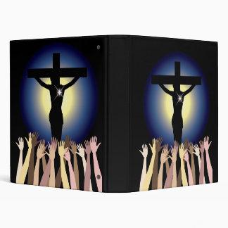 Holy Spirit Easter Vinyl Binder