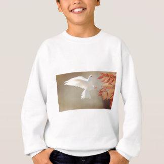 Holy spirit heavenly dove sweatshirt
