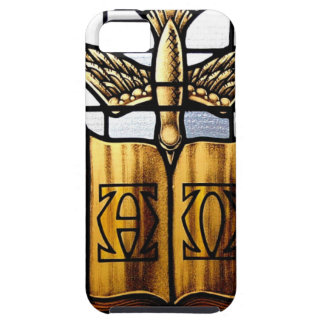 Holy Spirit Jesus is Alpha and Omega iPhone 5 Cover
