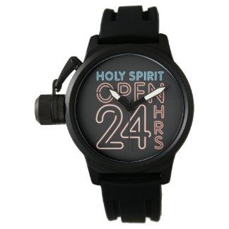 Holy Spirit Open 24/7 Watch