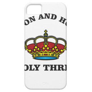holy three fshg iPhone 5 covers