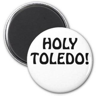 Holy Toledo Magnet