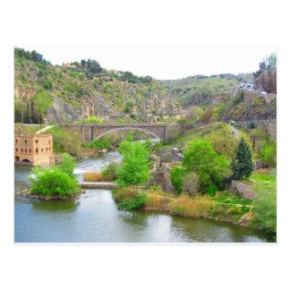 Holy Toledo, Spain Postcard