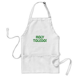 Holy Toledo Standard Apron