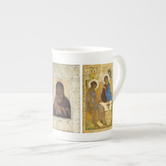Holy Trinity and Holy Mary Tea Cup