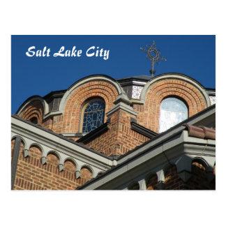 Holy Trinity Orthodox Church Postcard