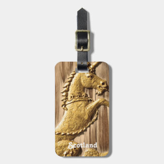 Holyrood Palace Luggage Tag