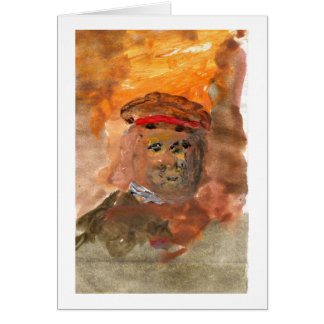 Homage to Rembrandt Card