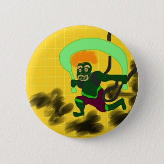 homage to Sotatsu 2 Inch Round Button