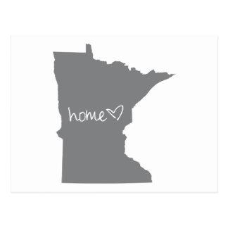 Home <3 Minnesota Postcard