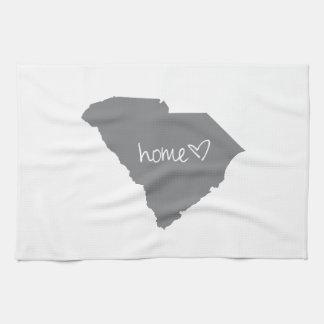 Home <3 South Carolina Kitchen Towel