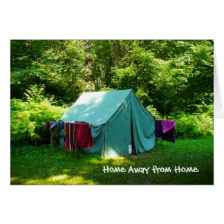 Home Away from Home Card