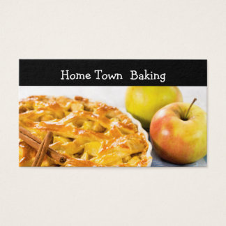 Home Baking And Bakery Businescards Business Card