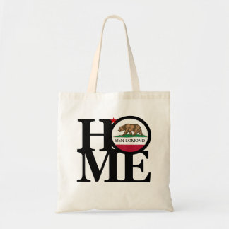 HOME Ben Lomond California Tote