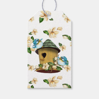 HOME BIRD SONGS Gift Tag