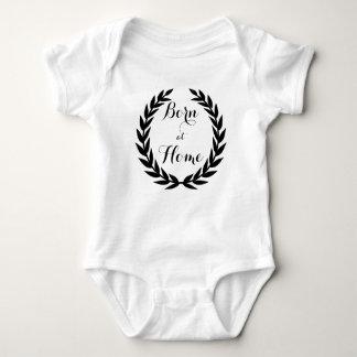 Home Birth Baby Bodysuit