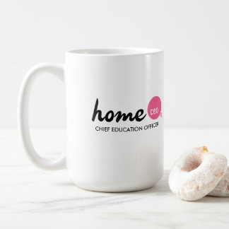 Home CEO Chief Education Officer Mug