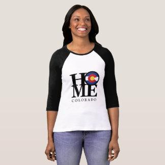 HOME Colorado Ladies Long Sleeve T-Shirt