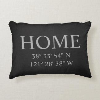 Home Coordinates Pillow