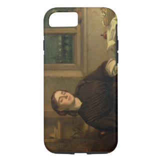 Home Dreams, 1869 (oil on canvas laid down on pane iPhone 7 Case