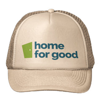 Home for Good branded hat