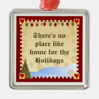 Home For The Holidays | Christmas Ornament