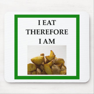 home fries mouse pad