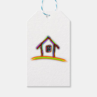 Home Gift Tags