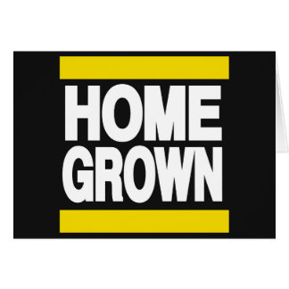 Home Grown Yellow Cards