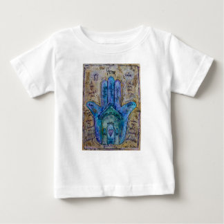 Home Hamsa Baby T-Shirt