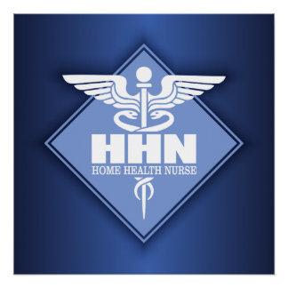 Home Health Nurse Poster