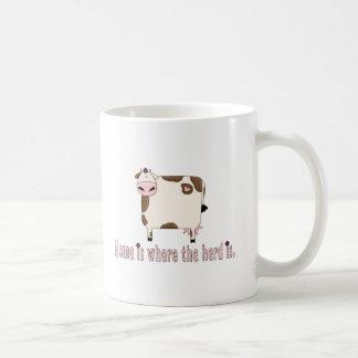 Home Herd Coffee Mug