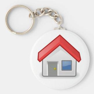 Home / House / Tango Basic Round Button Keychain