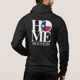 HOME Houston Hooded Sweat Shirt