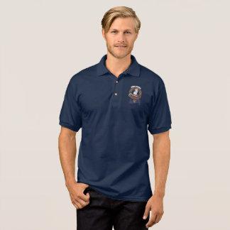 Home/Hume Clan Badge Adult Polo Shirt