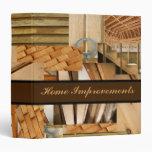 Home Improvements Avery Binder