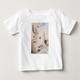 Home in Santorini Baby T-Shirt