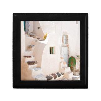 Home in Santorini Gift Box