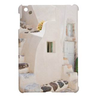 Home in Santorini iPad Mini Cover