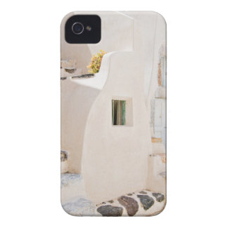 Home in Santorini iPhone 4 Case